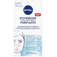 Nivea Clear-Up Strips Purifiants 6 pièces