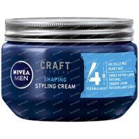 Nivea Men Styling Cream Natural Look Flexible Control 150 ml