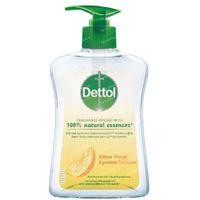 Dettol Wasgel Citrus 250 ml