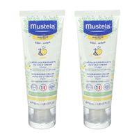 Mustela Voedende Cold Cream Gelaat Droge Huid 1+1 GRATIS 2x40 ml