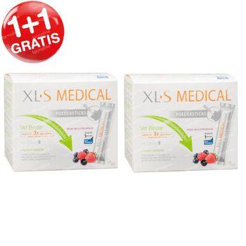 XL-S Medical Vetbinder - Ondersteunt je Dieet en Helpt Af te Vallen 1+1 GRATIS 2x90 stick(s)