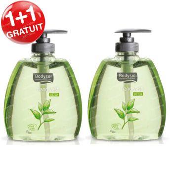 Bodysol Handwash Detox 1+1 GRATUIT 2x300 ml