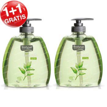 Bodysol Handwash Detox 1+1 GRATIS 2x300 ml