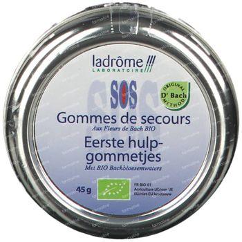 Ladrôme Bach Bonbons Premier Secours Bio 45 g