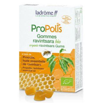 Ladrôme Propolis + Ravintsara 45 g gommes à croquer