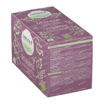 Ladrôme Infusion Relaxation 20 sachets