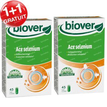 Biover ACE Sélénium 1+1 GRATUIT 2x45 comprimés