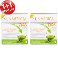 XL-S Medical Tea - Vous Aide à Perdre du Poids et à Maintenir votre Régime 1+1 GRATUIT 2x30  stick(s)