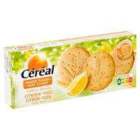 Céréal Biscuits saveur Citron-Yuzu 132 g