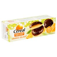 Céréal Zachte Koekjes Orange Delight 140 g