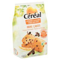 Céréal Mini Cakes Stukjes Chocolade 196 g