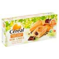 Céréal Mini Cakes Fourrés Chocolat 150 g