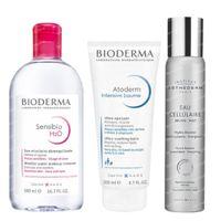 Bioderma - Institut Esthederm Routine Mondmaskers & Irritatie 1  set