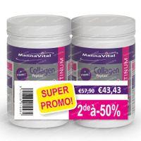 Mannavital Collagen Platinum DUO Prix Réduit 2x306 g