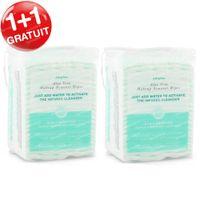 Adephar Lingettes Démaquillantes 2-en-1 à l'Aloe Vera 1+1 GRATUIT 2x40 pièces