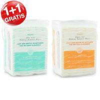 Adephar Make-up Remover 2-in-1 Wattendoekjes Aloe Vera + Arganolie GRATIS 2x40 stuks