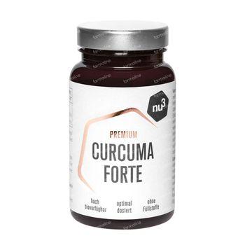 nu3 Premium Kurkuma Forte 60 stuks