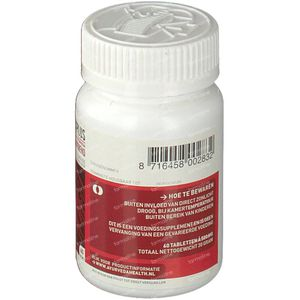 Ayurveda Health Detox plus 60 tabletten