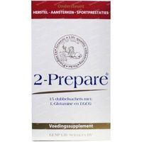 2-Prepare L Glutamine poeder EGCG sachets 150 mg 15  sachets
