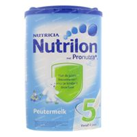 Nutrilon 5 Peuter groeimelk poeder 800 g poeder
