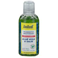 Duodent Mondwater aloe vera / salie 100 ml
