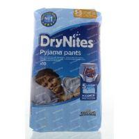 Huggies Drynites boy 3-5 jaar 10 stuks