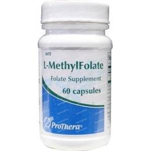 Vital Cell Life L-Methylfolaat 60 vcaps