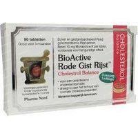Pharma Nord Bio active rode gist rijst 90  tabletten