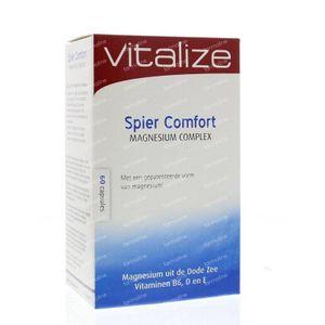 Vitalize Spier comfort magnesium complex 60 tabletten