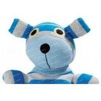 Warmies Pop hond blauw grijs 1 stuks