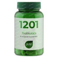AOV 1201 Probiotica 4 miljard (v/h 1110) 60  vcaps