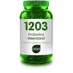 AOV 1203 Probiotica weerstand (v/h 1112) 60 St vcaps