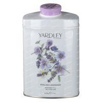 Yardley Lavender talc tin 200 g