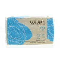 Cottons Inlegkruisje extra lang 32 stuks