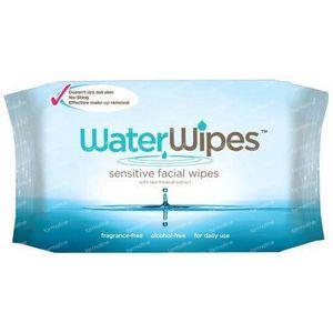 Waterwipes Gezichtsreinigingdoekjes 24 stuks