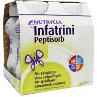 Infatrini Peptisorb 84426 200 ml 4 stuks
