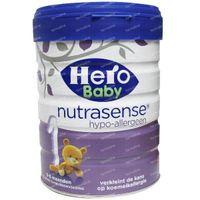 Hero 1 Nutrasense HA 0 - 6 maanden 700 g