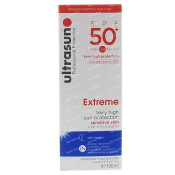Ultrasun Extreme creme SPF 50+ 100 ml crème