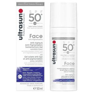 Ultrasun Face anti pigment SPF 50+ 50 ml