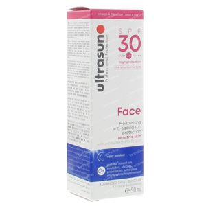 Ultrasun Face creme SPF 30 50 ml