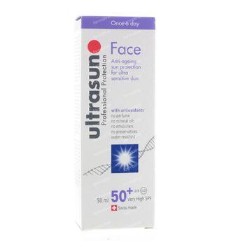 Ultrasun Face creme SPF 50+ 50 ml