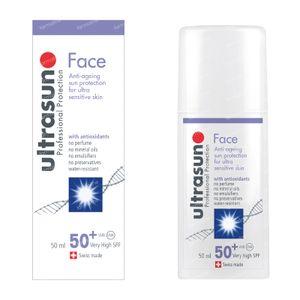 Ultrasun Face creme SPF 50+ 50 ml crème