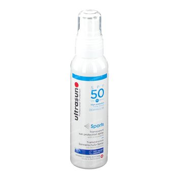 Ultrasun Sports spray SPF 50 150 ml