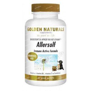 Golden Naturals Allersolf immune active formula 180 tabletten