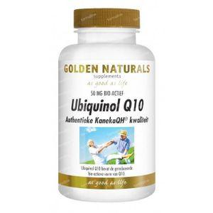 Golden Naturals Ubiquinol Q10 60 capsules