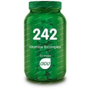 AOV 242 Vitamine B complex co enzym 60 stuks tabletten