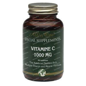 All In One Vitamine C1000 90 stuks Tabletten