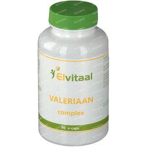 Elvitaal Valeriaan complex 90 stuks vcaps