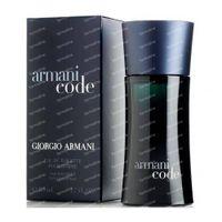 Armani Code eau de toilette vapo men 50 ml