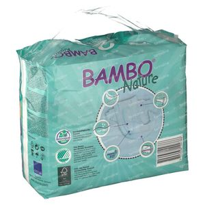 Bambo Babyluiers mini 2 3-6 kg 30 pieces